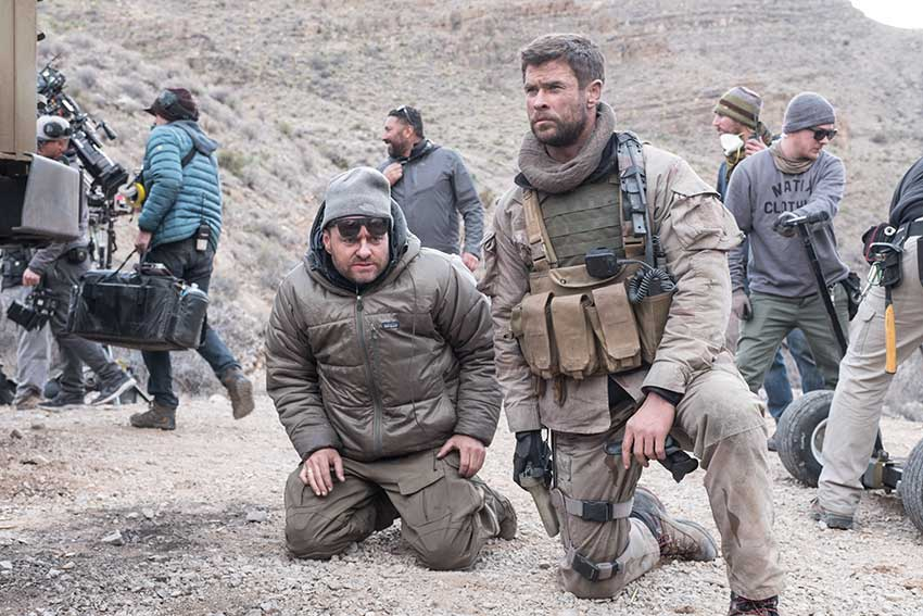 Interview: Chris Hemsworth Isn't Just Playing Another Tough Guy in 12 STRONG