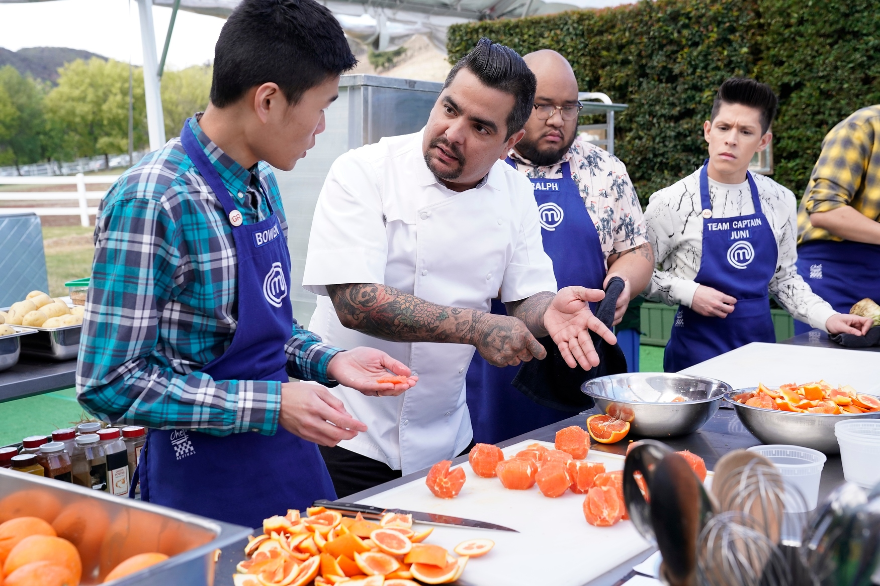 Aaron Sanchez Talks MasterChef & Anthony Bourdain