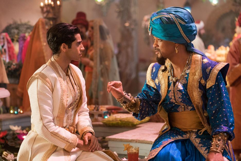 Win 'Aladdin' Advance Movie Tickets