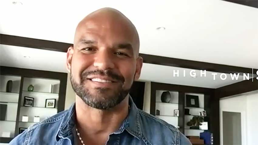 Amaury Nolasco Interview