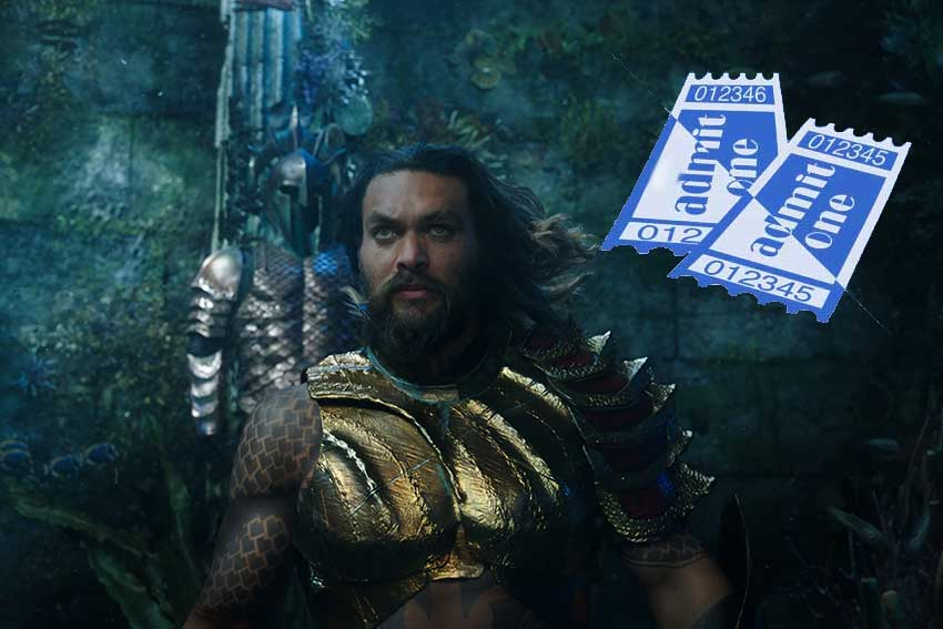 Giveaway: 'Aquaman' Advance Screening in Los Angeles