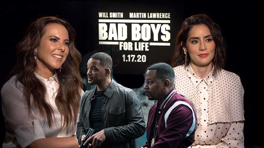 Meet Bad Girls from 'Bad Boys 3'