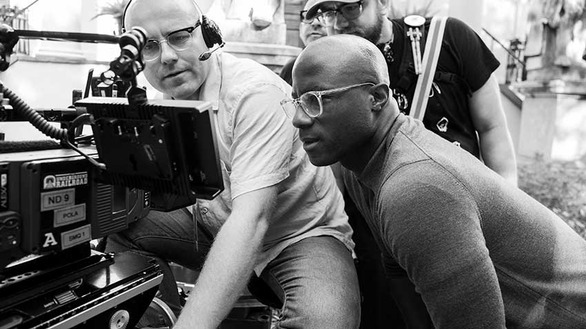 Barry Jenkins Interview