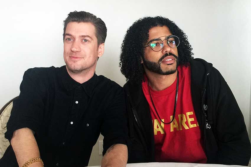 'Blindspotting's' Daveed Diggs & Rafael Casal Talk Groundbreaking Film