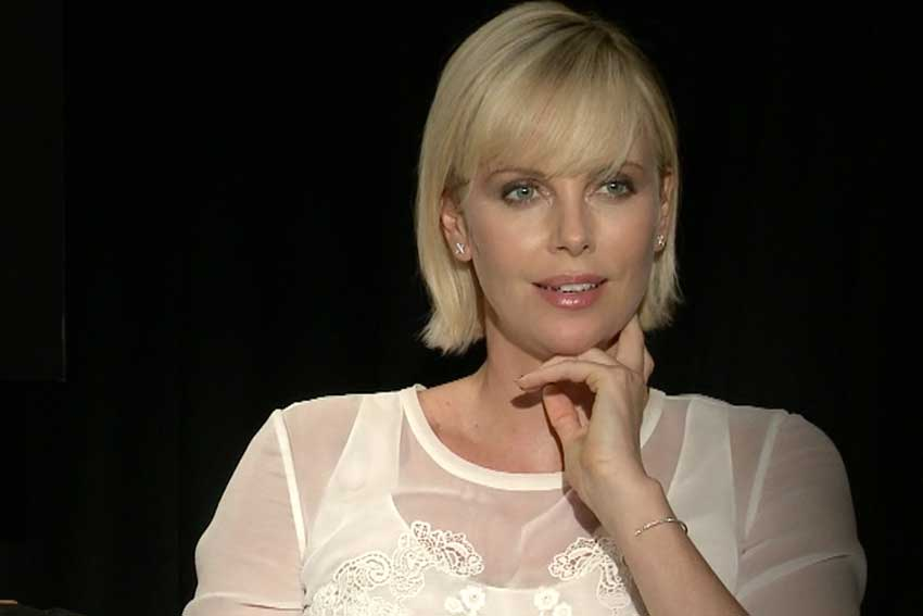 Charlize Theron Felt Like  Novice Working on 'Kubo and the Two Strings'