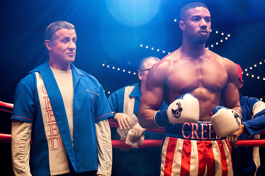 Meet Trainer Behind Michael B. Jordan's Creed II Body, Corey Calliet