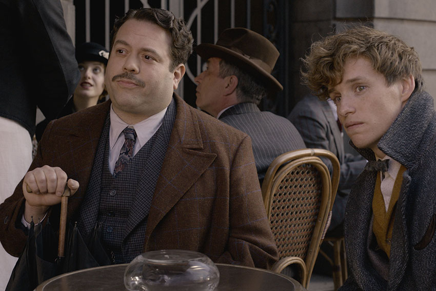 Interview: Fantastic Beasts 2's Dan Fogler
