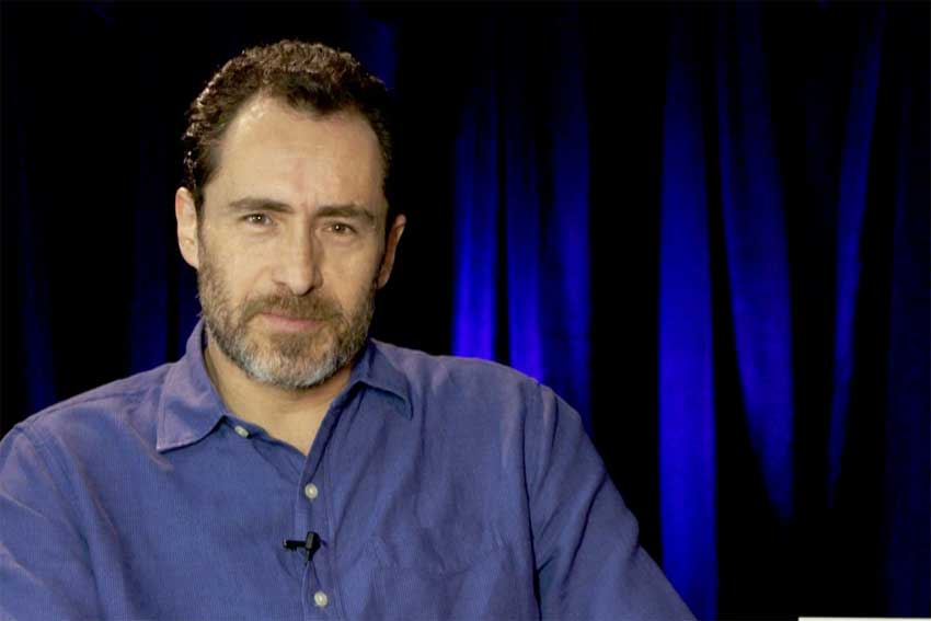 Demian Bichir AlienCovenant CineMovie Interview