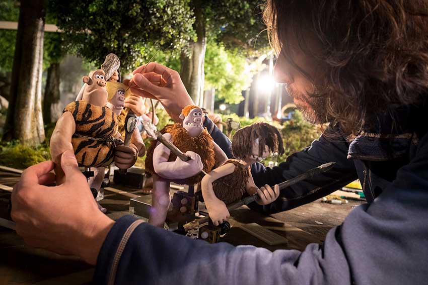 Stop-Motion Animated Film 'Early Man' Cheats With A Little CGI