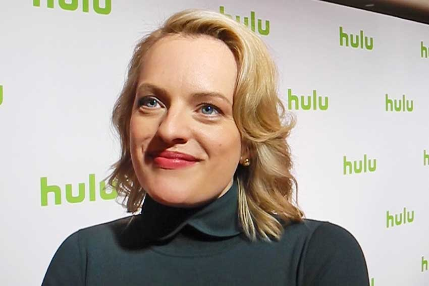 Elisabeth Moss Talks 'The Handmaid's Tale'