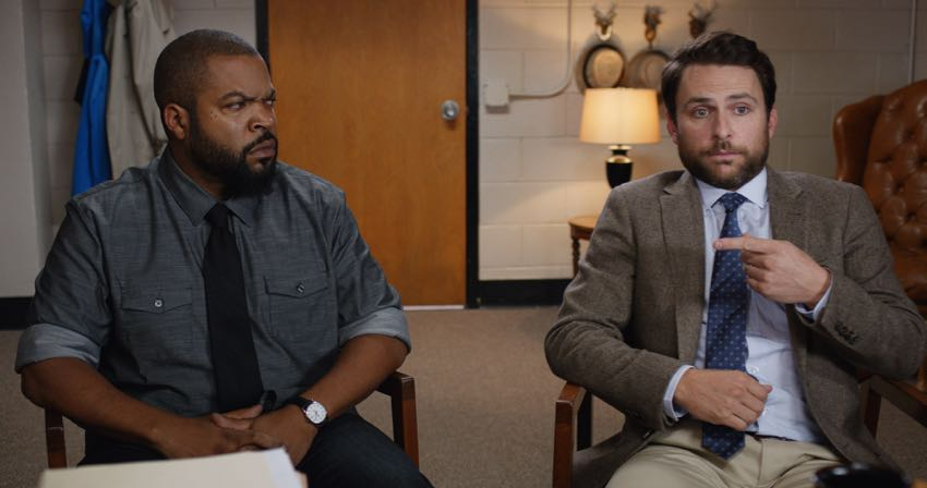 Fist Fight's Ice Cube, Charlie Day & Tracy Morgan Talk Comedy