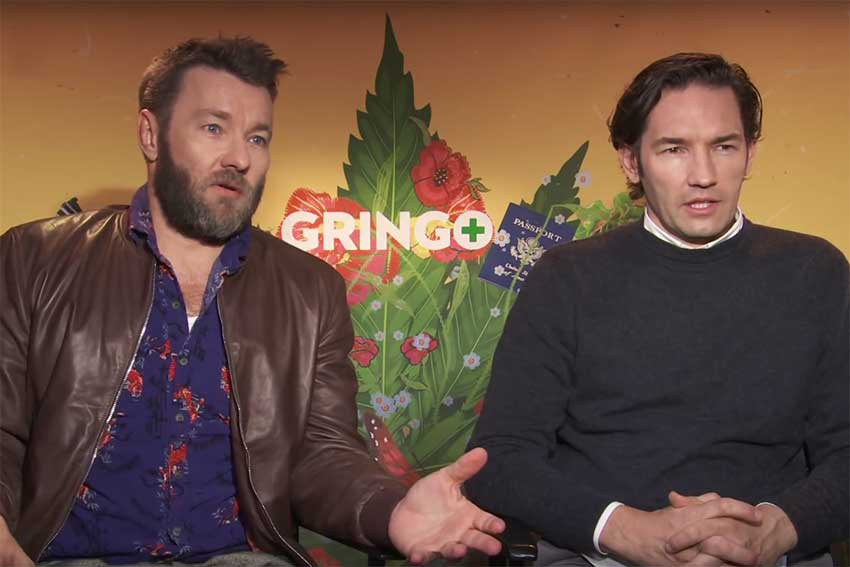 Joel & Nash Edgerton Talk 'Gringo' & Being Best Of Friends