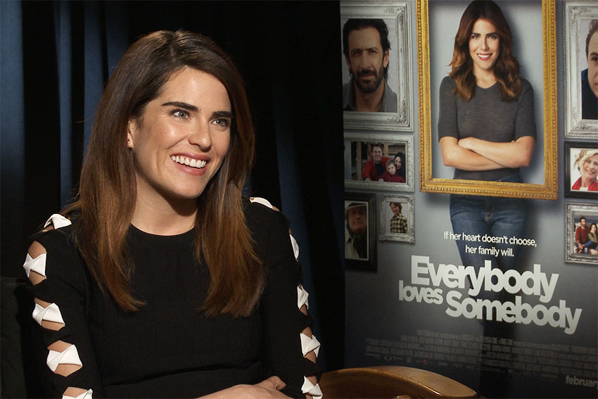 Interview: Karla Souza Talks Love & Latino Portrayal