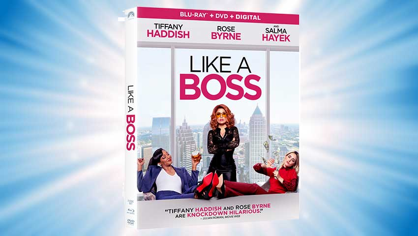 Win 'Like A Boss' Digital Code