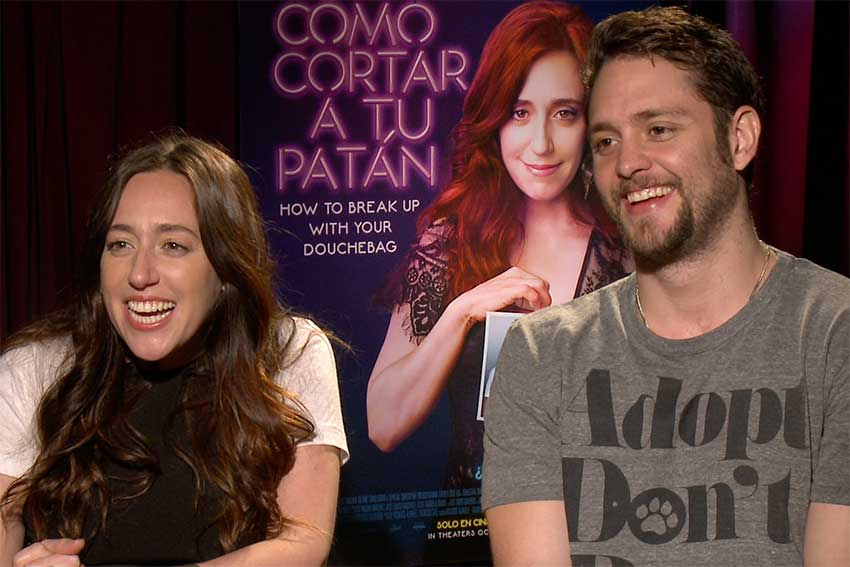 Mariana Treviño and Christopher Von Uckermann Offer Love Advice