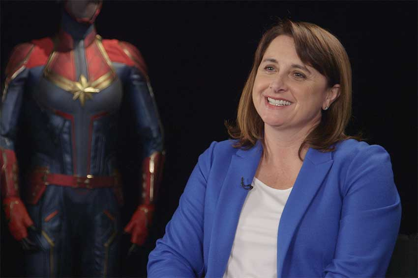 Captain Marvel Almost Debuted In 'Age of Ultron' Says Marvel Executive