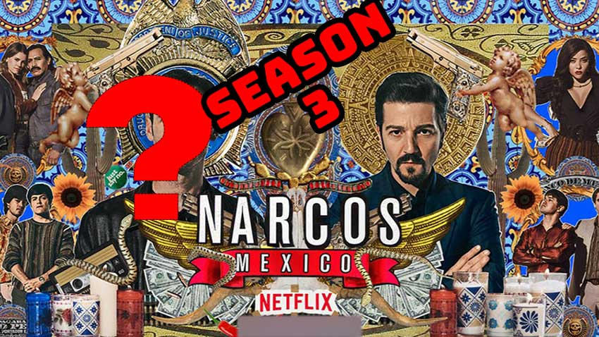 Interview: Narcos Mexico Season 3?