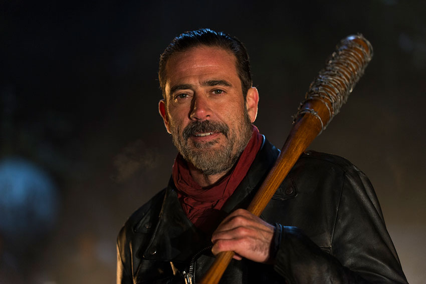 The Walking Dead's' Jeffrey Dean Morgan Apologizes for Negan's Actions