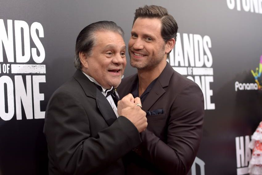 6 Valuable Lessons 'Hands of Stone' Star Edgar Ramirez Learned From Roberto Duran