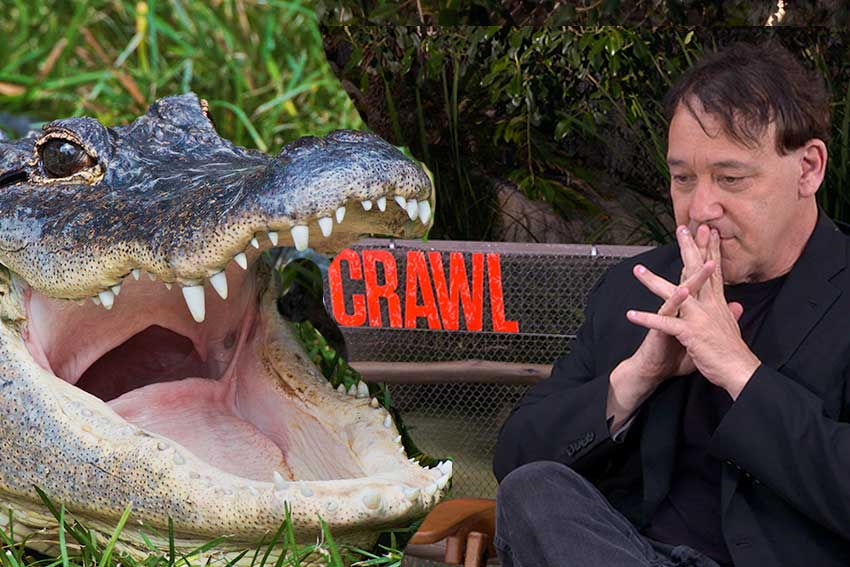 Interview: Sam Raimi Talks 'Crawl'
