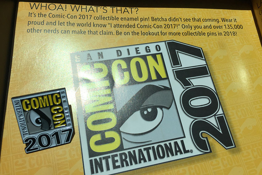 San Diego Comic Con International: We're Live