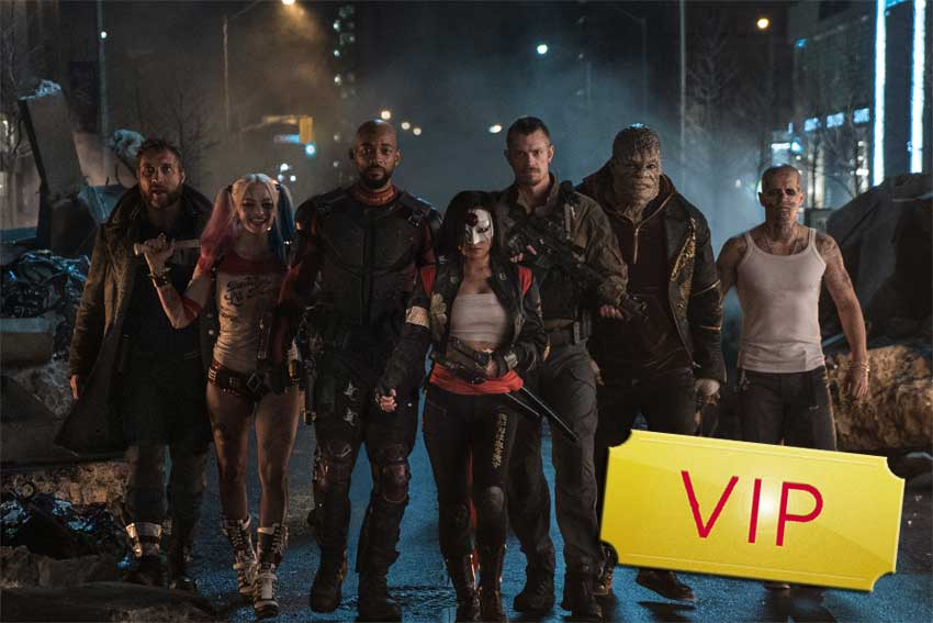 Win Tickets to 'Suicide Squad' NYC Premiere