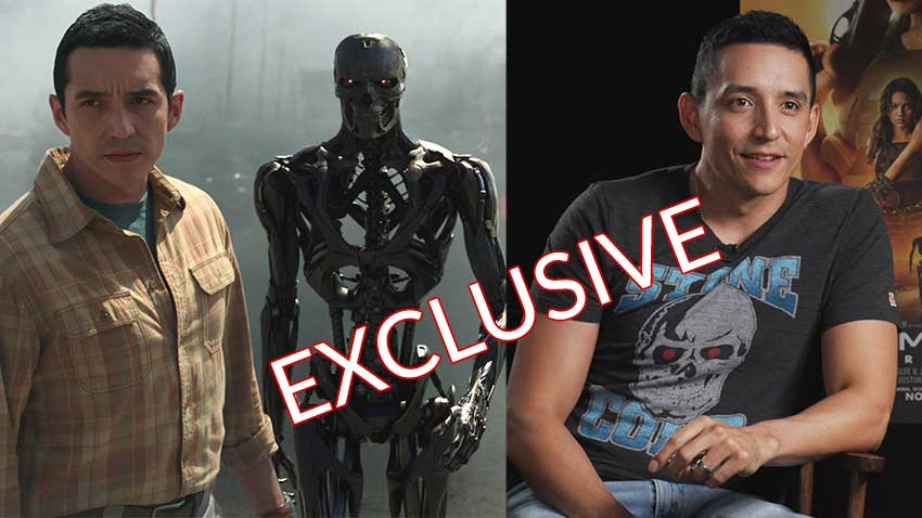 Exclusive: Gabriel Luna On New Terminator