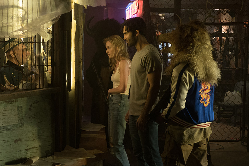 'The Domestics' Director Mike P Nelson Talks Making Of Violent Apocalyptic Film