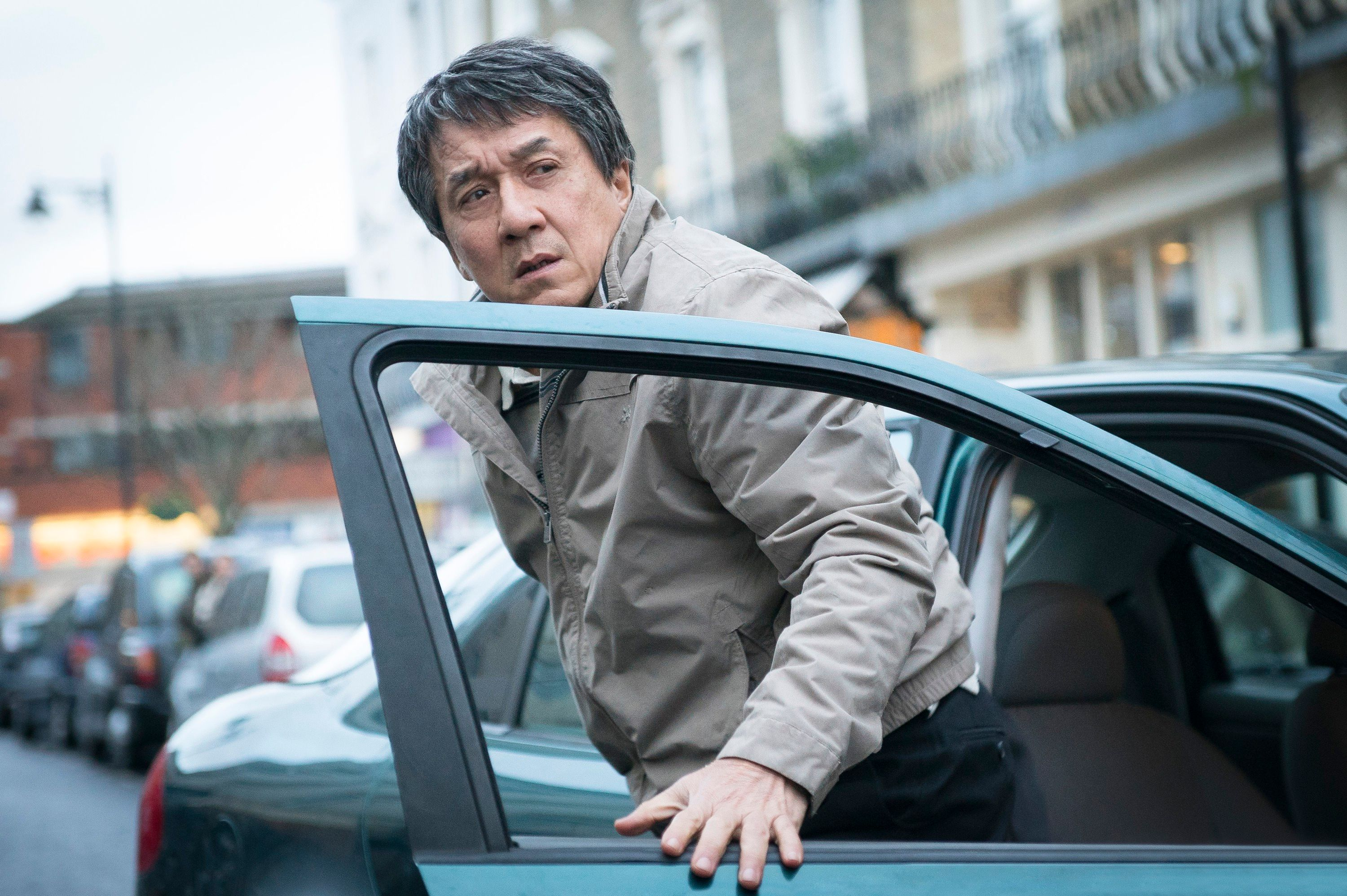 Jackie Chan: 'I Want To Be An Actor'