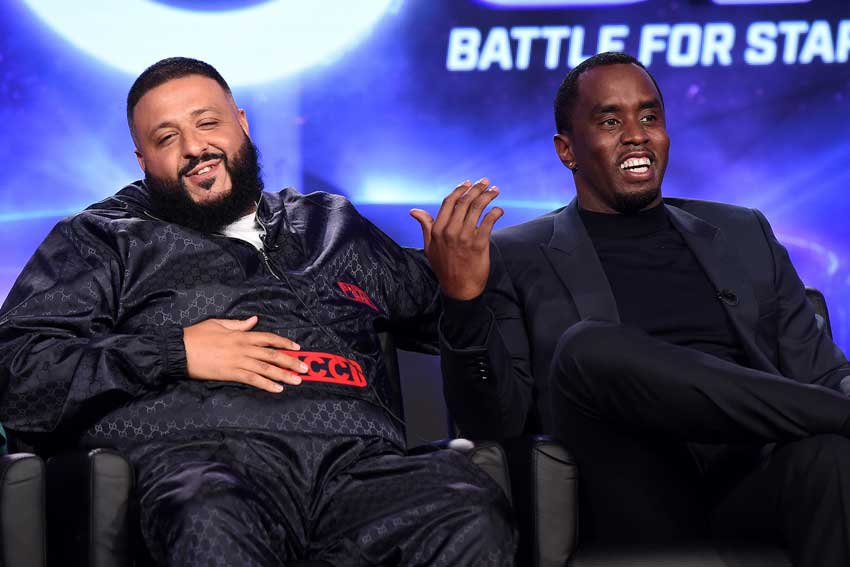 How Does DJ Khaled Find the Time For FOX's Reality Competition Show 'The Four'