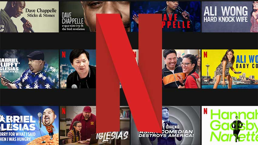10 Netflix Comedy Picks