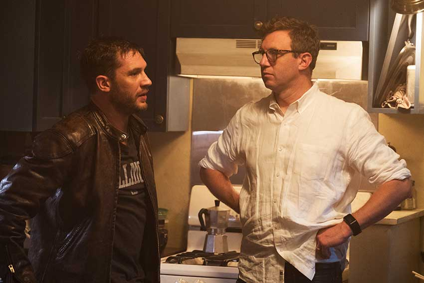 Interview with Venom Director Ruben Fleischer