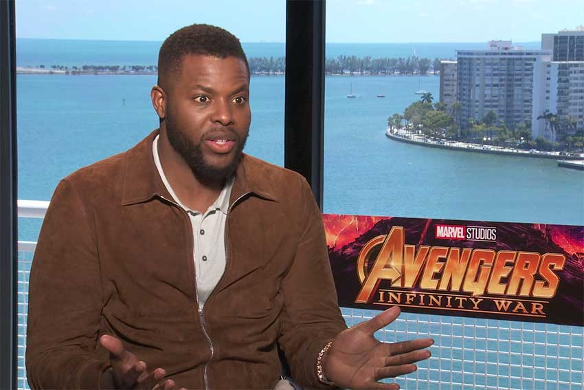 Interview: Can We Get 'Infinity War's' Winston Duke To Reveal Secrets?
