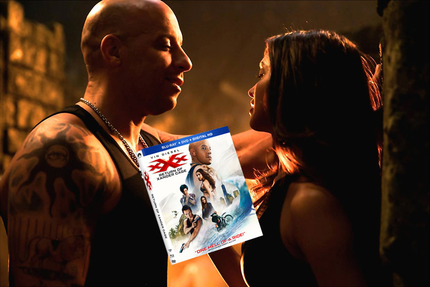 'xXx: Return Of Xander Cage' Blu-ray/DVD Giveaway