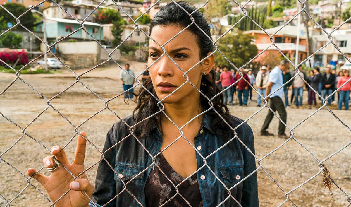 'Fear the Walking Dead's' Danay Garcia Interview