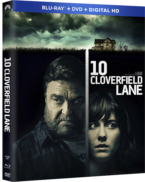10 Cloverfield Lane Blu ray Combo Pack