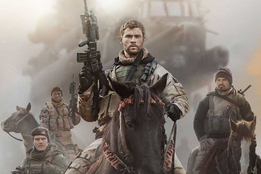 12 Strong Poster image