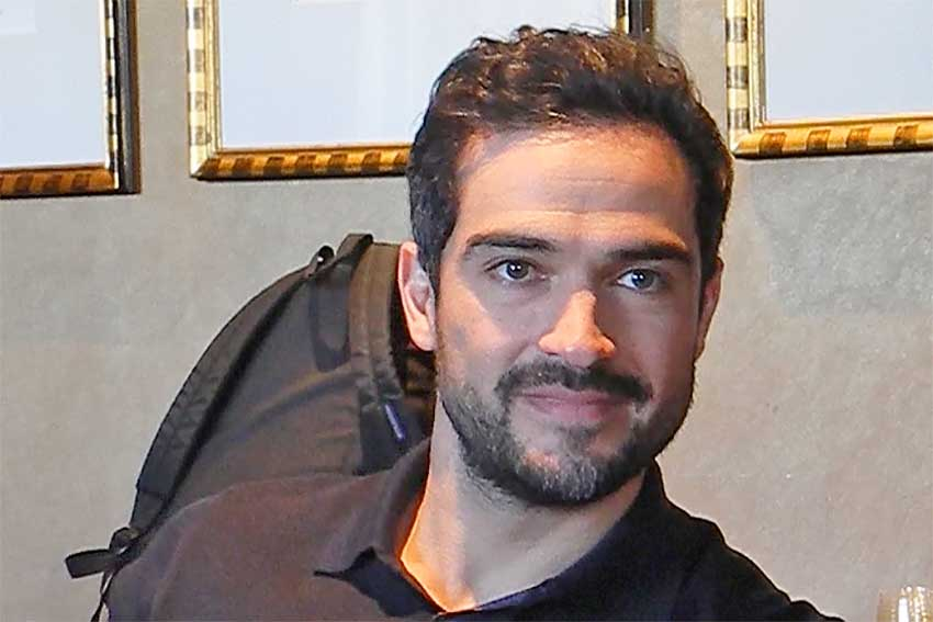 Alfonso Herrera Donate Interview