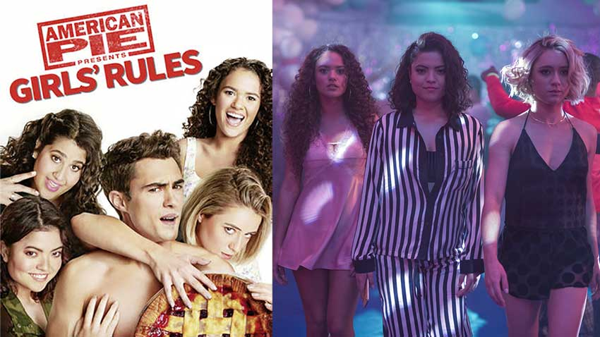 American Pie Girls Rule Director Interview 850