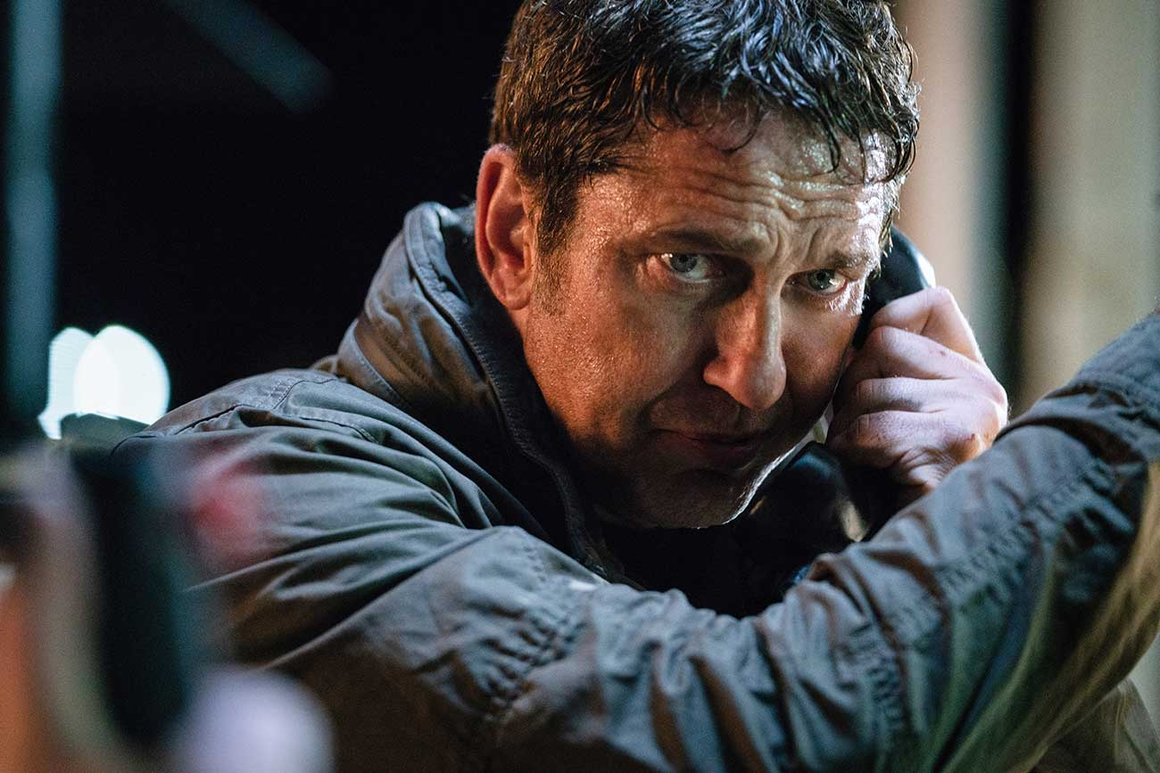 Angel Has Fallen Gerard Butler movie review