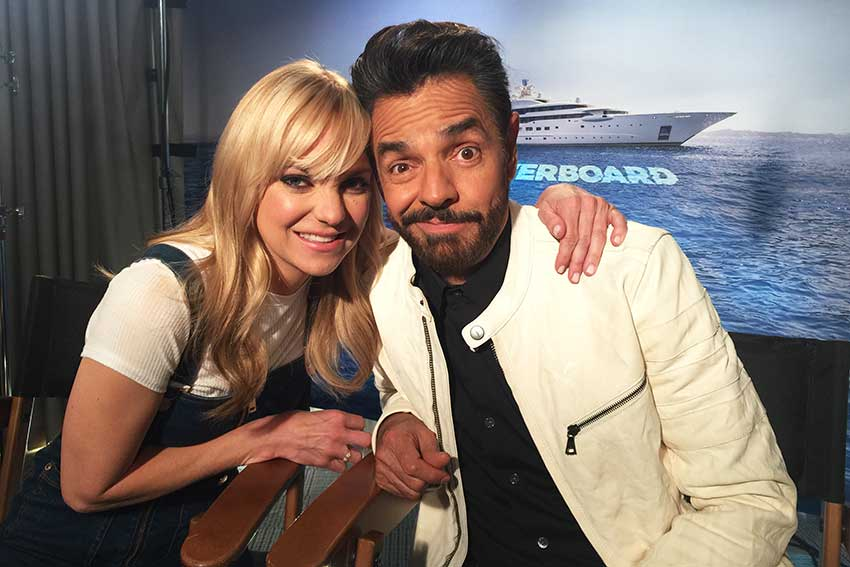 Anna Faris Eugenio Derbez Overboard movie