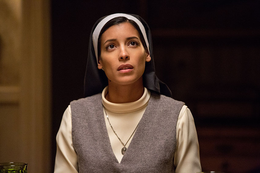 Annabelle Creation Stephanie Sigman movie