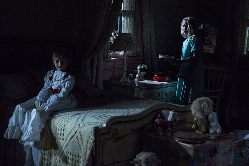 Annabelle Creation Talitha Bateman horror movie