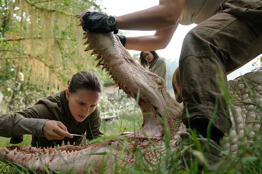 Annihilation movie Natalie Portman