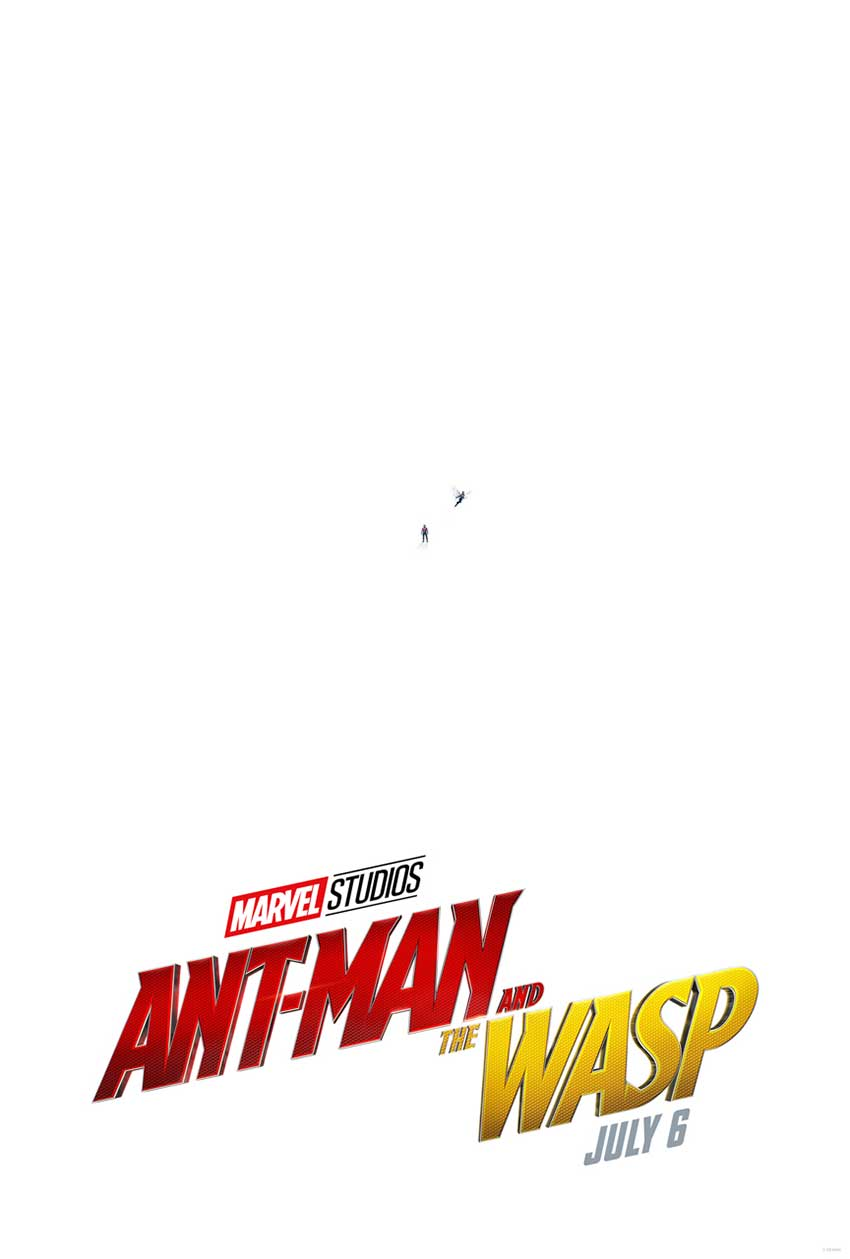 AntMan and The Wasp movie poster