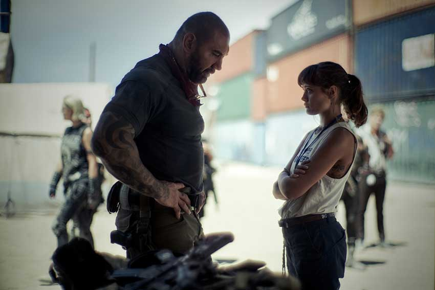 Army of the Dead Netflix Dave Bautista