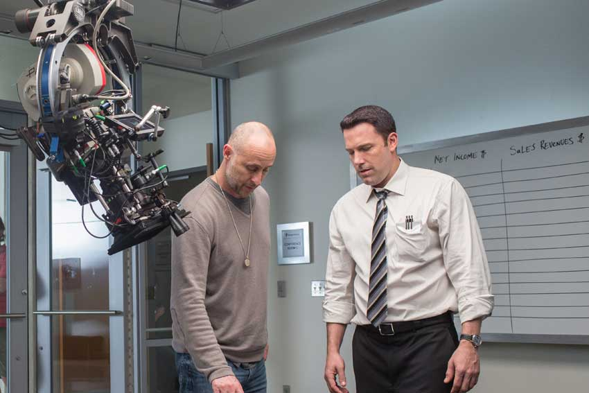 Interview: Ben Affleck and Gavin O'Connor Talk The Accountant