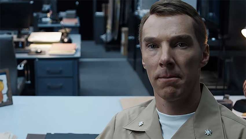 Benedict Cumberbatch movie Mauritanian