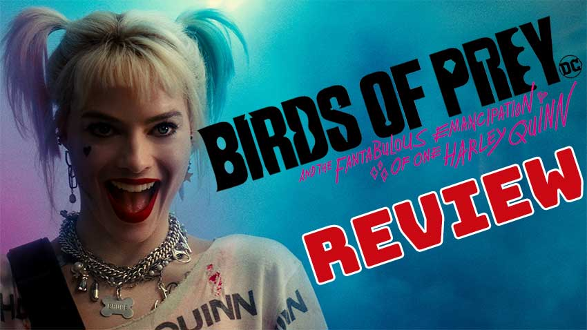 Birds Of Prey Movie Review CineMovie