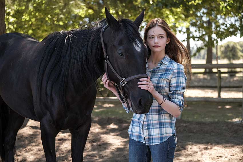 Black Beauty Mackenzie Foy Disney